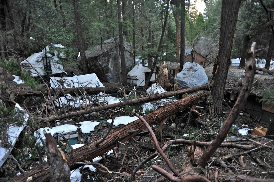 Yosemite National Park Announces Release Of The Finding Of